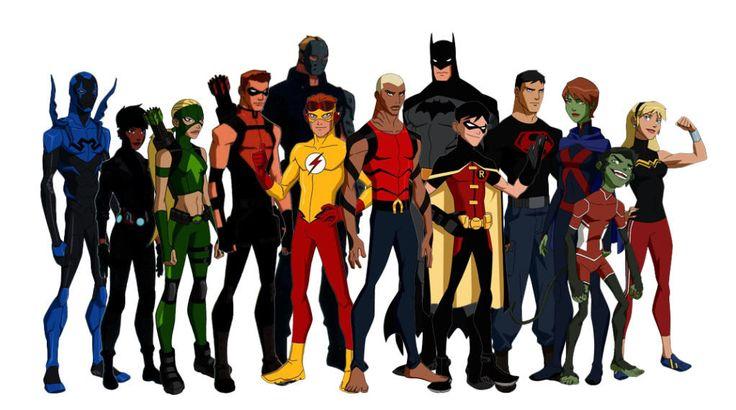 10 Best #Comic Book #Animated Series of All Time | #art #design #animation http://www.newsarama.com/15444-10-best-comic-book-animated-series-of-all-time.html?utm_campaign=crowdfire&utm_content=crowdfire&utm_medium=social&utm_source=pinterest