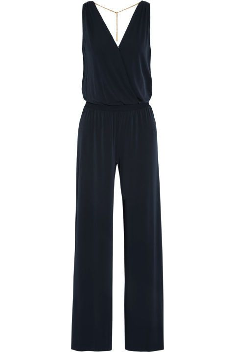MICHAEL Michael Kors Embellished Stretch-Jersey Jumpsuit. Shop it and 19 other spring jumpsuits under $200.