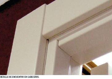 Guillen carpinteria de madera molduras de madera for Molduras para decorar puertas