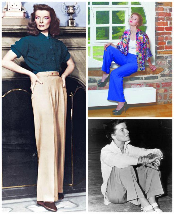 free wide leg trouser pattern