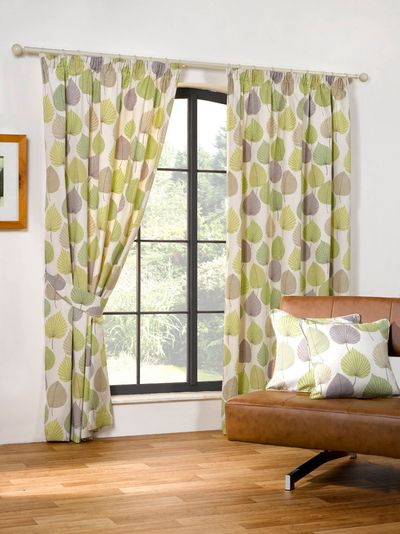Inglewood Ready Made Lined Curtains Curtains Pinterest Curtains Green And Pencil