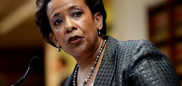Whistleblower - AG nominee Loretta Lynch in billion dollar Obama criminal banking coverup ...breaking