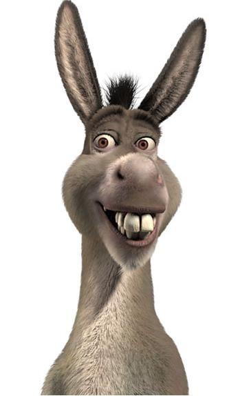 donkey shrek - Google Search