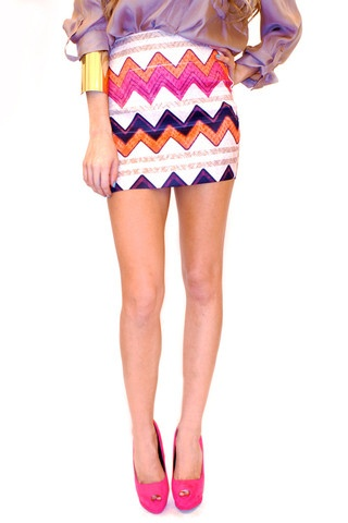 : Chevron Patterns, Dreams Closet, Chevron Skirts, Pencil Skirts, Fashion Trends, Tribal Skirts, Fashion Fun, Cute Skirts, Chevron Stripes