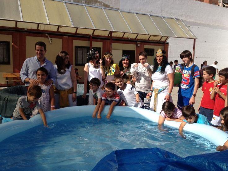 Casi cuatrocientos niños disfrutan de la ludoteca municipal en verano que comienza hoy