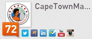Are you on Klout?   Follow us and give us a +  http://klout.com/#/capetownmag