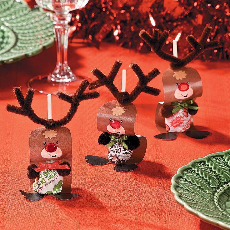 Reindeer Craft Ideas