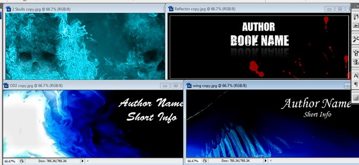 FB banners.
