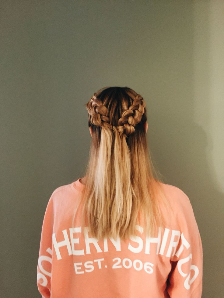 Best 25+ Dutch braid half up ideas on Pinterest