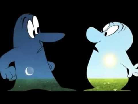 """Trabajo escolar. Cortómetraje """"Día y Noche"""" de Pixar. Música y sonidos especiales por Julio NT."""