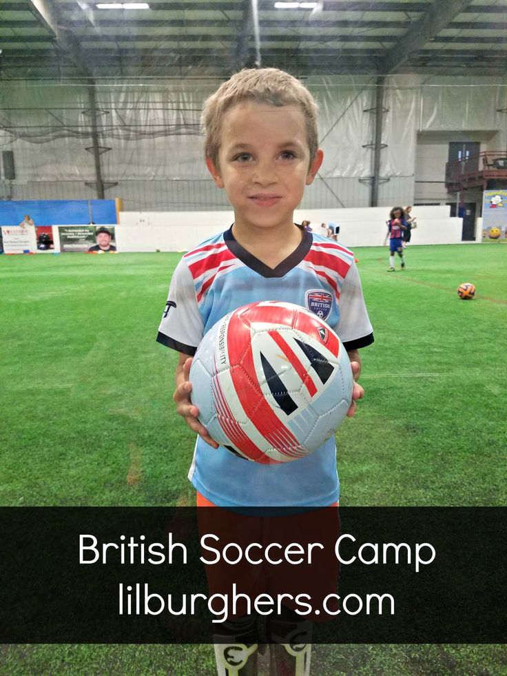 British Soccer Camp Review