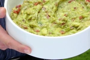 CALIFORNIA'S BEST GUACAMOLE