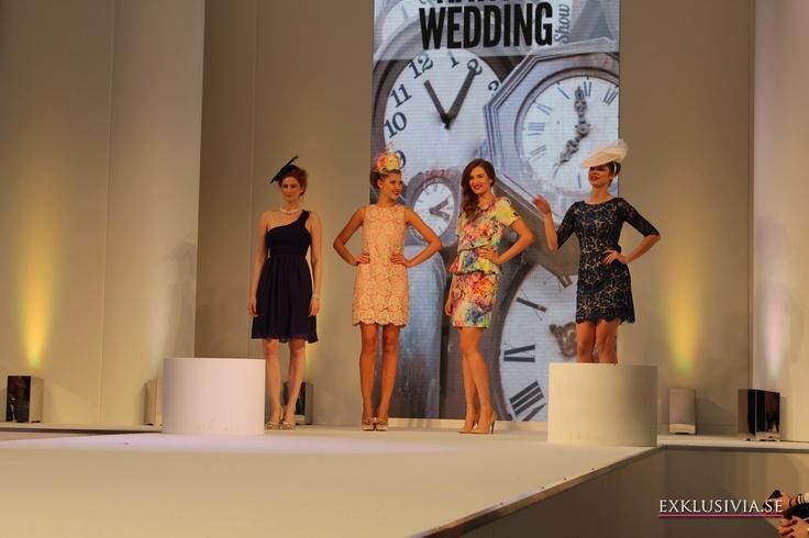 Pictures from our visit @ The National Wedding Show 2013 in Olympia, London.  Bilder från vårt besök @ The National Wedding Show 2013 i Olympia, London. www.exklusivia.se