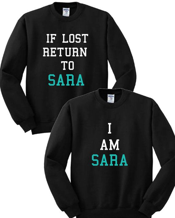 If Lost Return to Customize Couple Shirts Funny Couple by bougeak