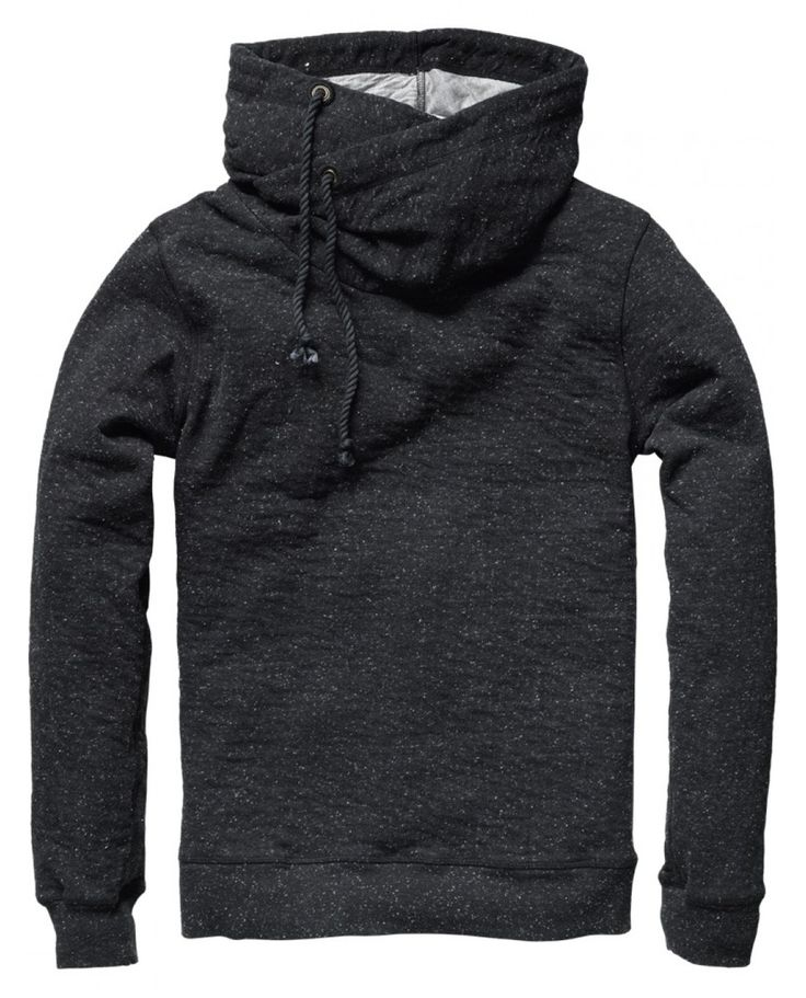 Men's Hooded Shawl Sweatshirt...not gonna lie, I want one for myself....