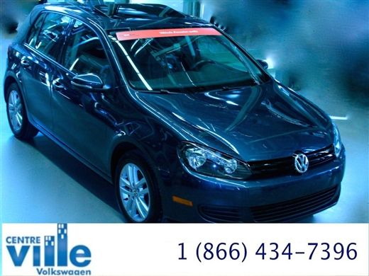 VOLKSWAGEN  GOLF  2011 , A6 5-DOOR 2.5L COMFORTLINE 5-SPEED MANUAL ~ 32 550 km | 15 995 $+ taxes ~ http://www.vwcentreville.com/preowned/preownedvehicle.aspx?id=69dfbff8-7df7-4374-a26e-a39200a5e514&lng=3