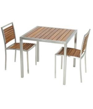 Carlie Table Square - In Stock! $290+GST (Special)