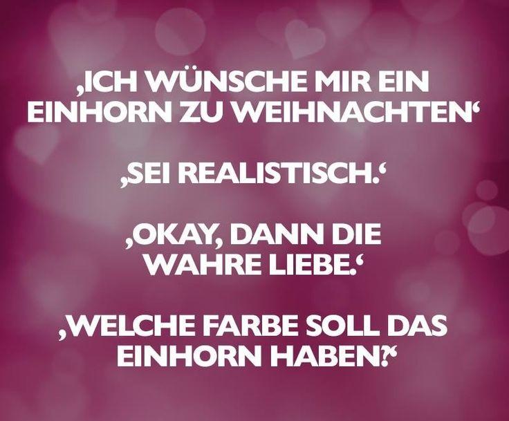 Einhorn vs. Liebe - Ganz schön traurig! :-(                                                                                                                                                      Mehr