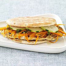 Weight watchers thai chicken burgers recipe