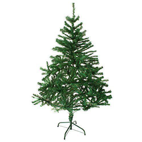 SunJas Arbre de Noël artificiel arbres de Noël PVC Art sapin haut de Noël Sapin [Classe énergétique A +++] Arbre de noel sapin artificiel…