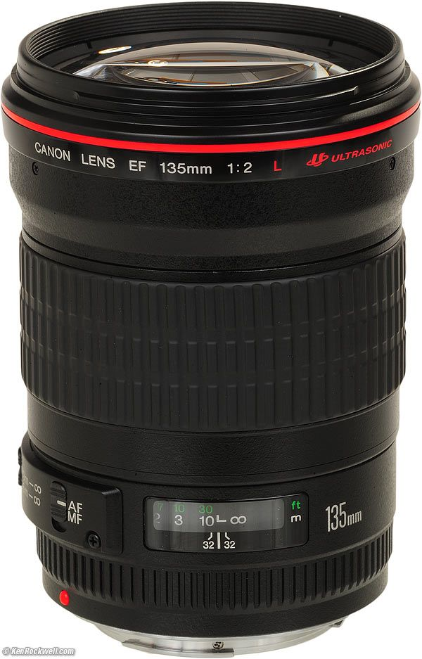 Canon 135mm f/2L. Outside of the studio especially with a shallow depth of field the fast autofocus means that this will outperform the Zeiss 135mm manual focus