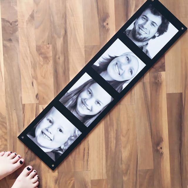 GrinseStern, Fotostreifen, photostripe, family, bild, bipaservice, familie, wanddeko
