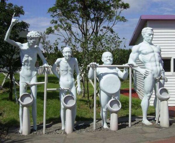 Les sculptures les plus insolite  - Page 7 6b699f6b821b81d5a0db076f10d07cb0--funny-images-funny-photos