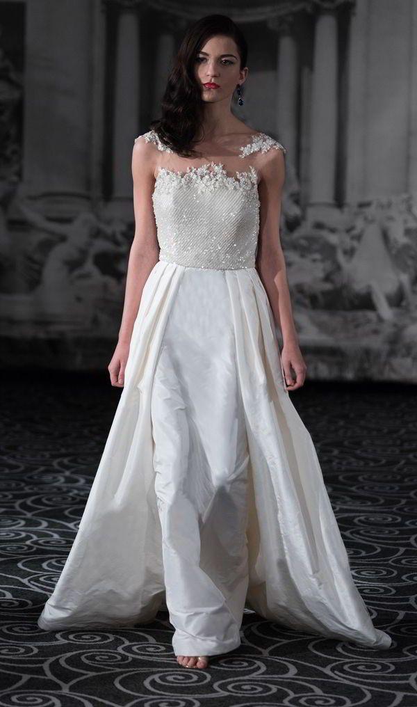 Sarah Jassir 2016 Wedding Dress