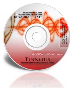 CD Terapi Pengobatan dan Penyembuhan Penyakit Tinnitus Natural Cures for Tinnitus | Rahasia Teknik dan Musik Relaksasi untuk Terapi Gelombang Otak