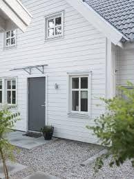 måla grå dörr