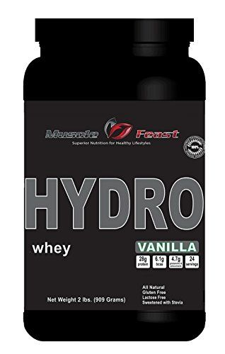Muscle Feast Hydrolyzed Whey Protein (Vanilla 2lb) Review http://10healthyeatingtips.net/muscle-feast-hydrolyzed-whey-protein-vanilla-2lb-review/