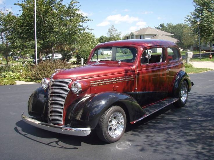 Chevrolet Master coupe (8)