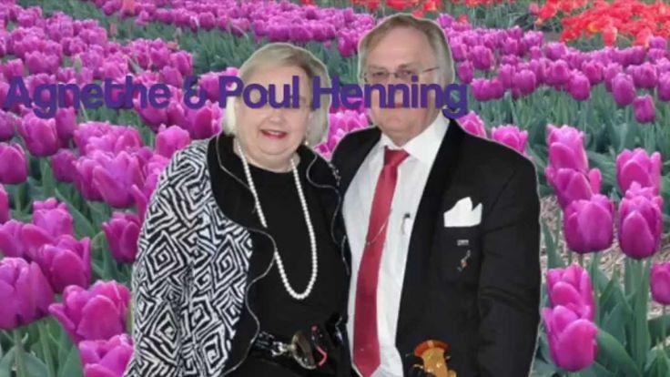 """""""Kys mig"""" med Agnethe & Poul Henning"""