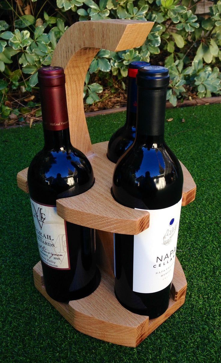 Wine caddy!