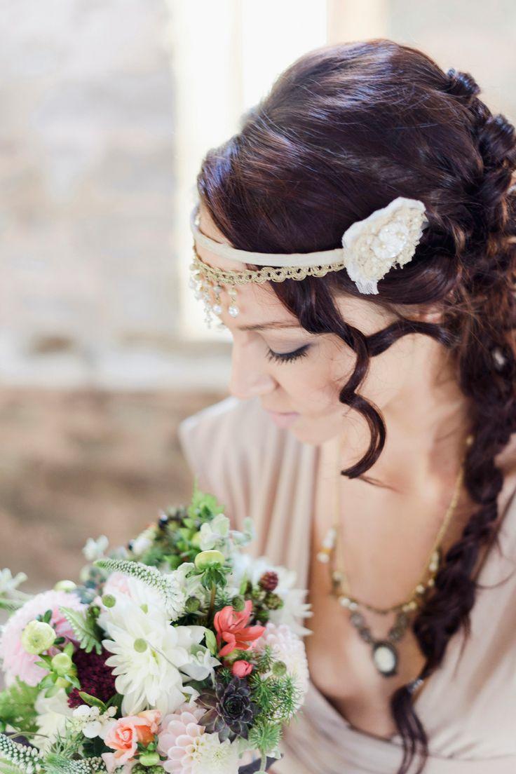 Hochzeitliche Erntefestinspiration von Theresa Furey