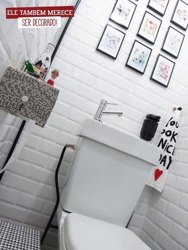 Dicas para um banheiro descontraído