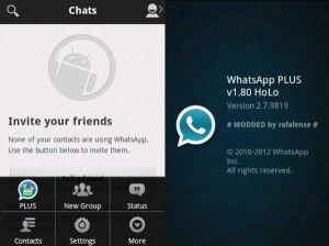 Cómo instalar WhatsApp Plus, que no es difícil