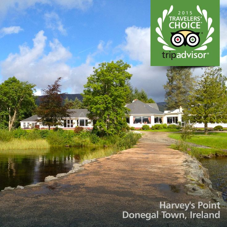 18.  Harvey's Point Donegal Town, Ireland