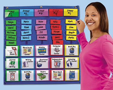 Great for centers and classroom management.