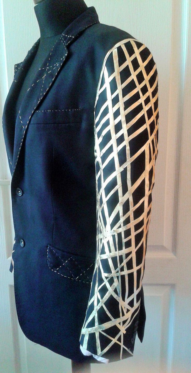 men Jacket designer Gabriela Hezner