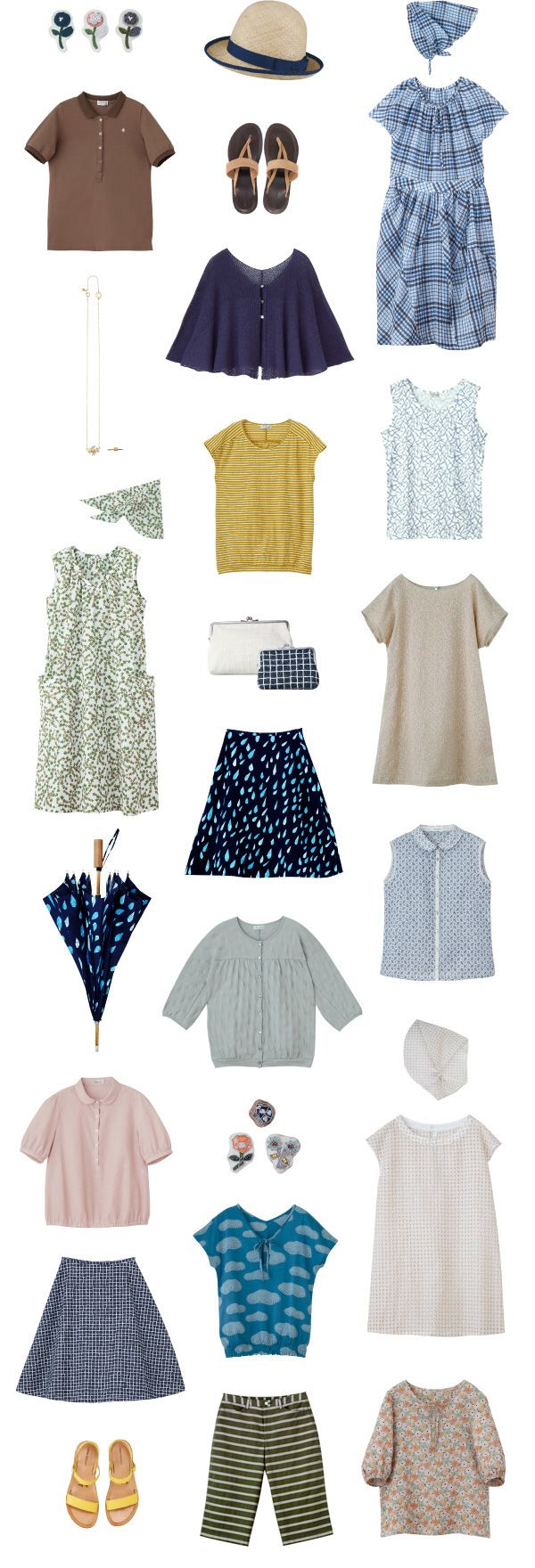 2011 Spring & Summer Collection - Pick Up| Sally Scott