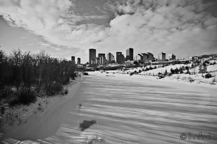 Downtown Edmonton #YEG