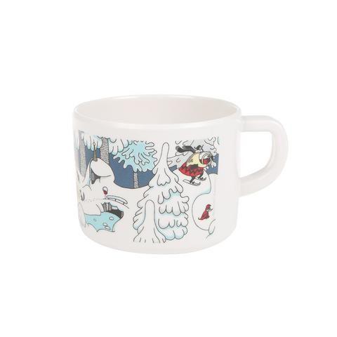 Moomin Winterland mug