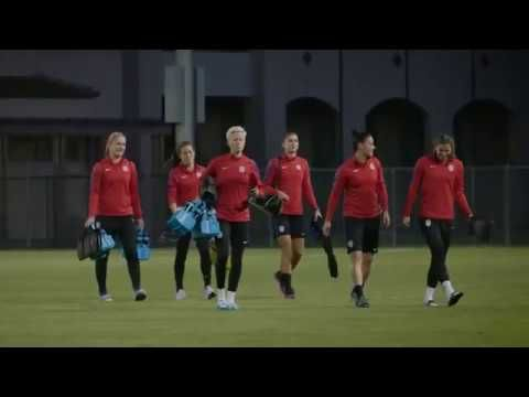 USWNT - Final training camp of the year in San Jose, California