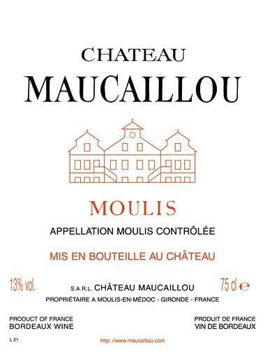 Château Maucaillou Moulis-en-Médoc