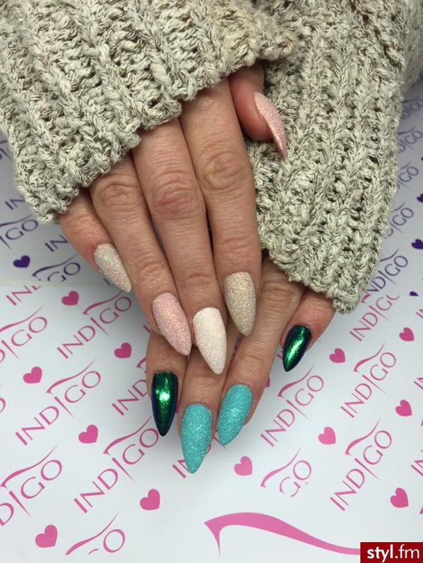 The 32 best nails images on Pinterest | Nail polish art, Nail arts ...