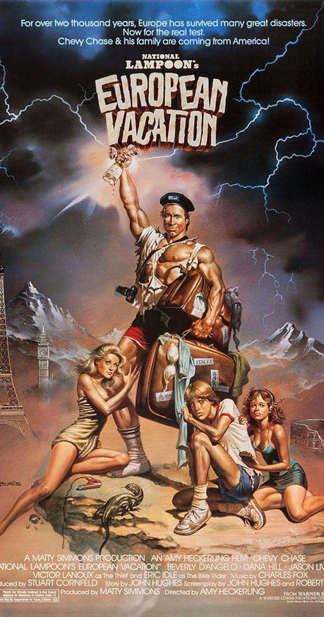 National Lampoon European Vacation (1985)