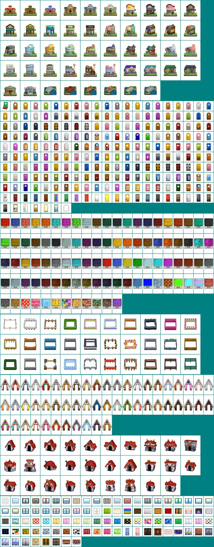 Happy home designer qr codes clothes star.