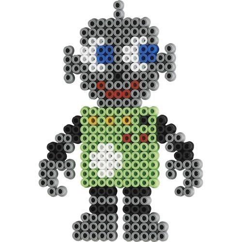sandylandya@outlook.es Robot hama perler beads