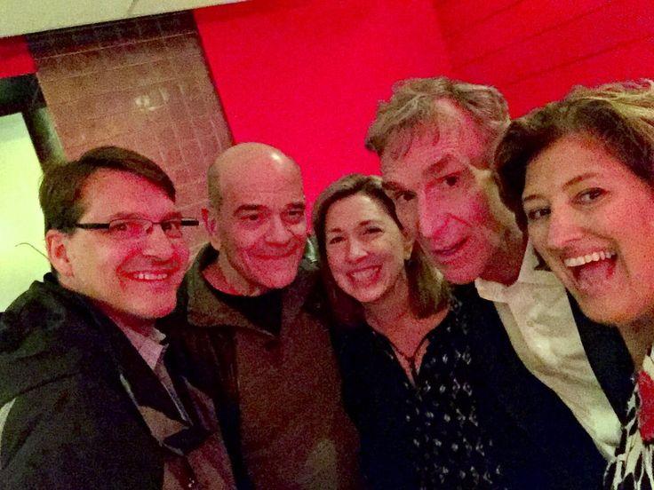 Robert Picardo Retweeted Laurie Leshin @LaurieofMars  Apr 23     Best #MarchforScience #prezselfie w/@exploreplanets @BoldlyGo_Inst & @NASA #spacebuds 🚀 @BillNye @RobertPicardo @Lori_Garver & @jamorse35!